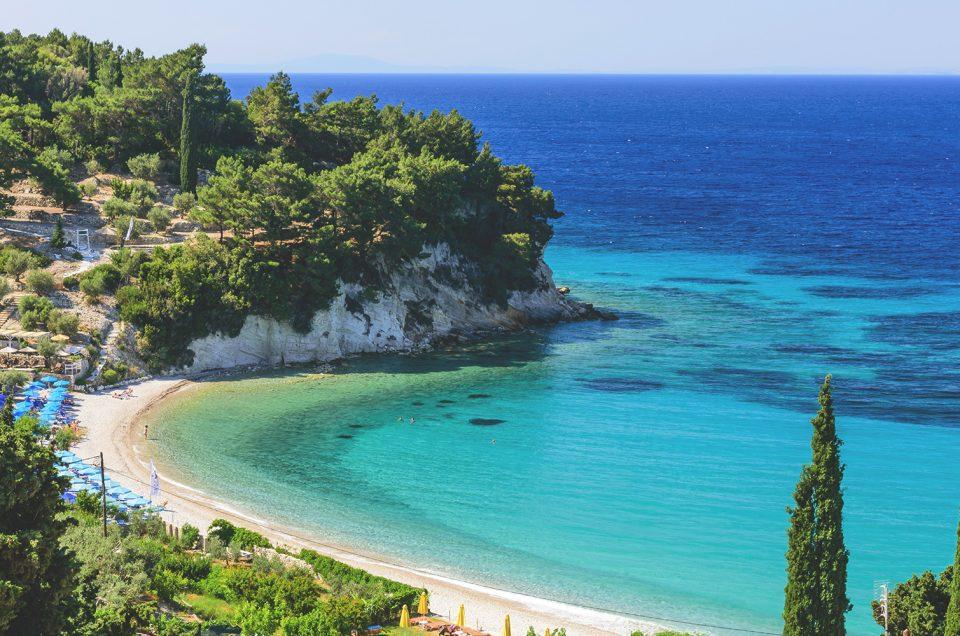 The top 5 Beaches of Samos